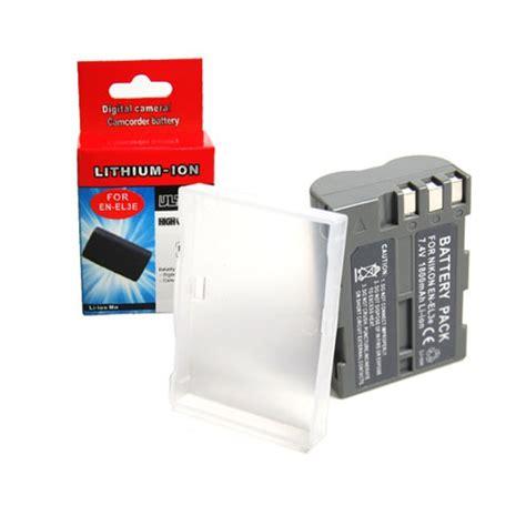 Battery Nikon En El3e 1 nikon en el3e replacement battery for nikon d100 d200 d300 d300s d50 d70 d70s d700 d80