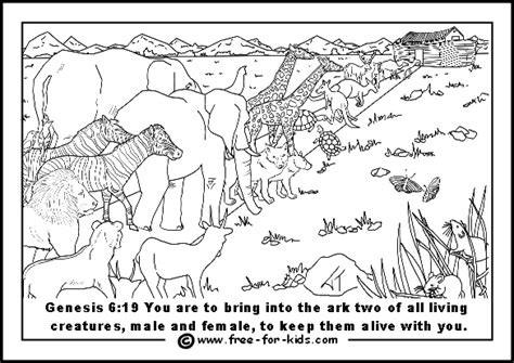 coloring pages noah ark preschool free coloring pages of noah s ark rainbow