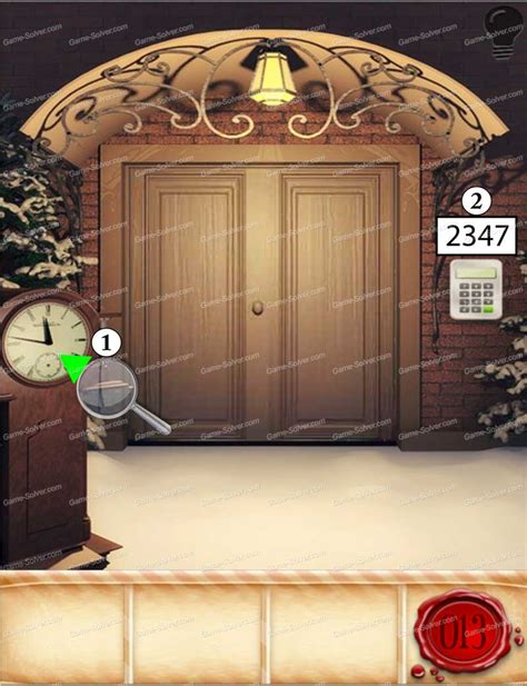 100 doors seasons 100 doors seasons part 1 level 13 game solver