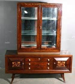 rosewood china cabinet for sale rosewood deco modern vitrine china cabinet