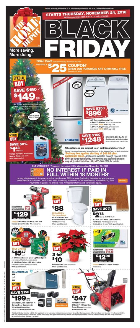 images home depot black friday