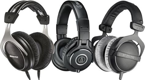 best recording the best closed back headphones for recording gearank