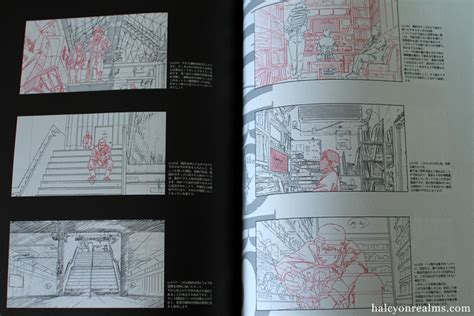 layout animation book methods patlabor 2 the movie layout boards book review