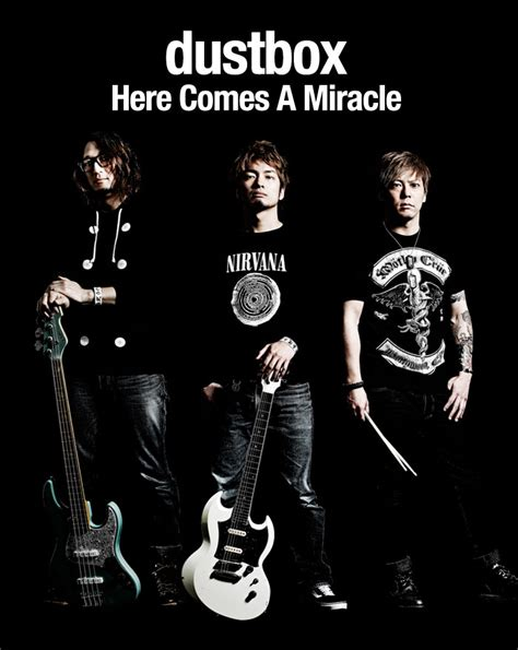 dustbox 15th anniversary here comes a miracle