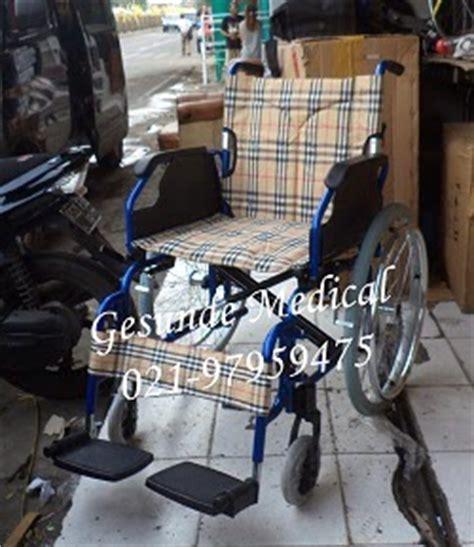Gambar Dan Kursi Roda kursi roda lipat alumunium fs 208lap toko medis jual