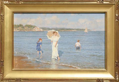 richard  loud oil  canvas rafael osona auctions