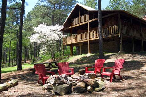 Broken Bow Cottages by Shaui Chukka Broken Bow Lake Cabins