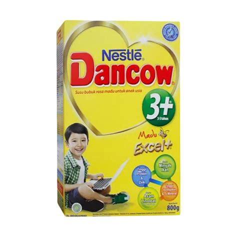 Dancow 5 Madu 800g Nestle Dancow Anak jual dancow 3 madu pertumbuhan 800 g harga kualitas terjamin blibli