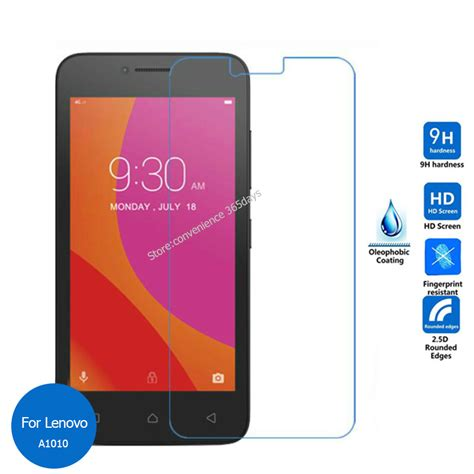Tempered Glass Lenovo Vibe K5k5 for lenovo vibe a plus a1010 tempered glass screen protector 2 5 9h safety protective on