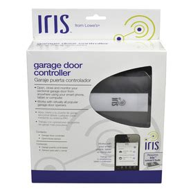 shop iris z wave garage door controller at lowes