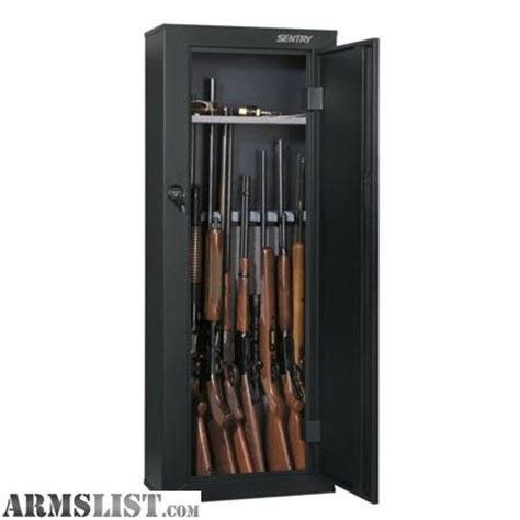 Sentry Gun Cabinet by Armslist For Sale Sentrysafe 8 Gun Cabinet With Two