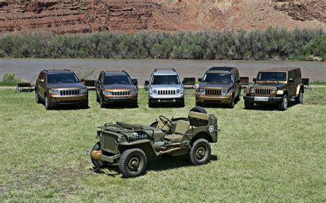 jeep history history
