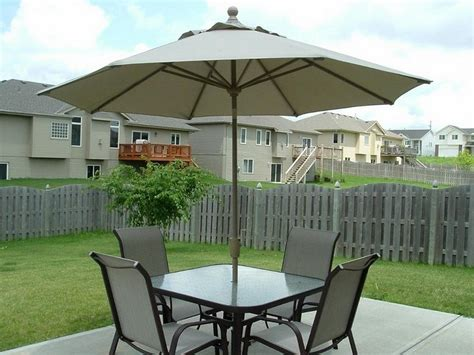Small Patio Set With Umbrella Small Patio Table With Umbrella 2016 Patio Table And Chairs