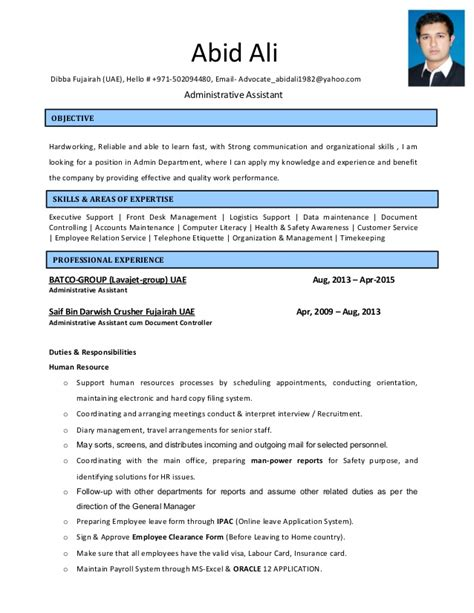 exles of executive assistant resumes 95 resume for office assistant 28 images