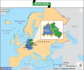 berlin on the world map why was berlin wall built answers