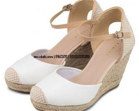 Sandal Wedges Fladeo M 1 model sepatu terbaru di matahari sandal pria wanita hak