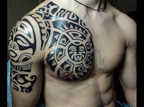 tribal tattoos youtube tribal designs 2015
