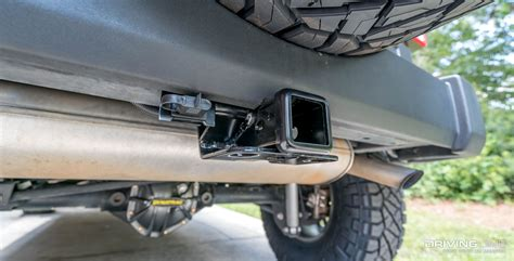 Hitch For Jeep Wrangler Jeep Wrangler Jk Rugged Ridge 2 Inch Hitch Receiver