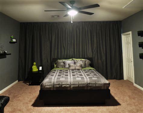 Modern Bachelor's Room modern bedroom