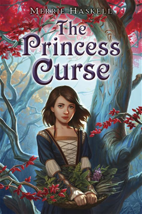 saving the princess books the princess curse by merrie haskell reviews discussion