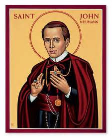 St Neumann Neumann C Ss R Belief In The Communion Of