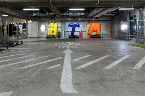 Parking In The Garage by Tokyo S Hippest New Select Shop Is A Basement Parking
