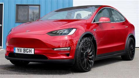 Tesla Platform Tesla Model Y Rendered On Existing Model 3 Platform