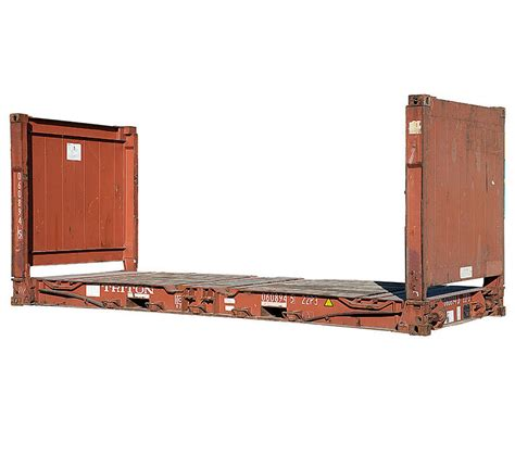 Flat Rack Container flat rack container shipping containers for sale