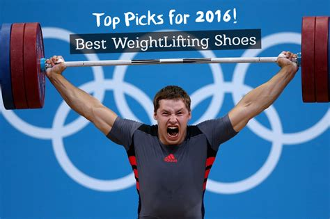 best olympic lifting shoes best weightlifting shoes top 5 picks and reviews 2016