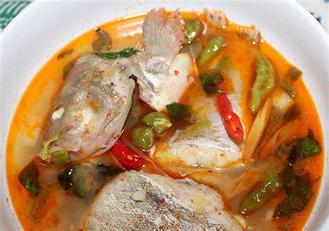 youtube membuat tom yam resep praktis cara membuat tom yam ikan kerapu asli