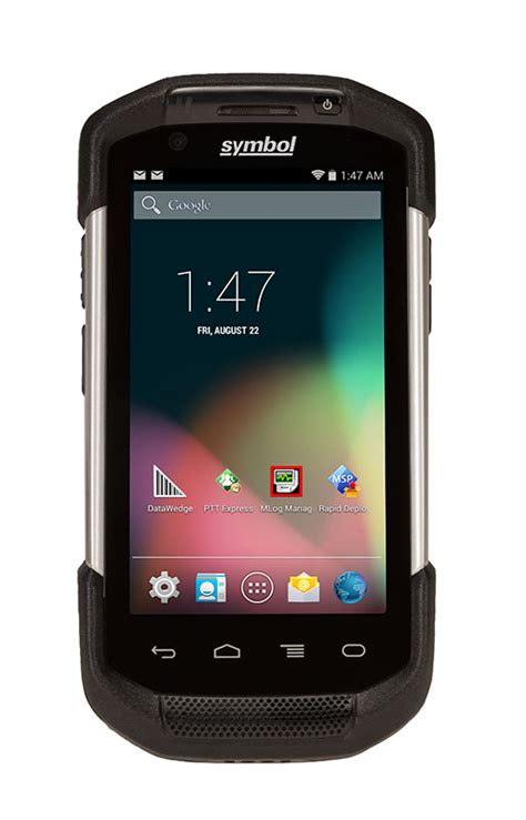 android mobile devices motorola introduces symbol tc70 enterprise class android