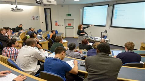 Cranfield Business School Mba by In The World For Economics