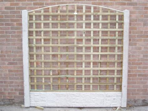 7ft Trellis Panels Fence Panel Trellis 187 Fencing