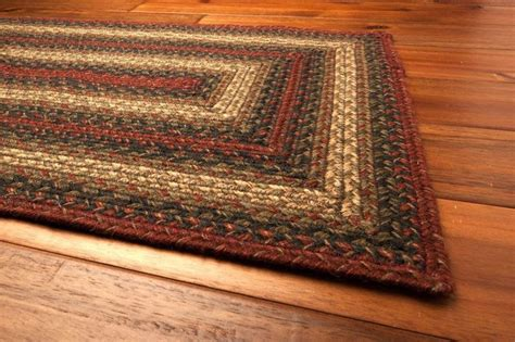 homespice decor primitive home decor braided rugs details about homespice vancouver hudson jute braided area