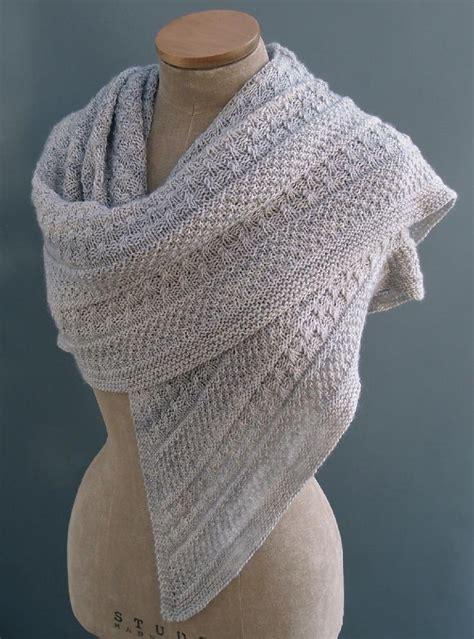 knitting pattern for scarf 8 ply lichen moss shawl knitting pattern by sue lazenby