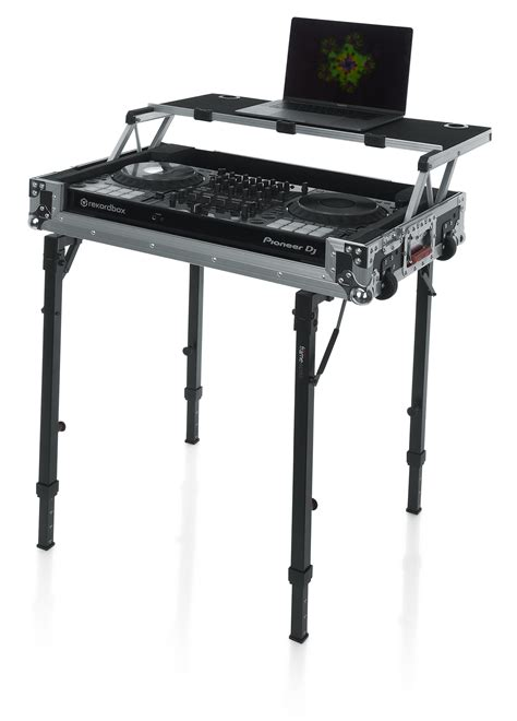 adjustable  stand folding workstation gfw utl ws