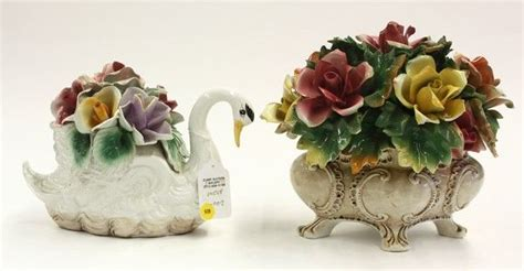 1000 images about capodimonte flower centerpiece on
