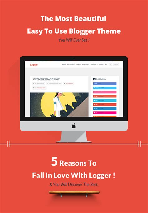 format audio soundcloud logger responsive personal blogging template by