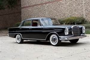 Mercedes 1960 For Sale This Saturday Interesting Offerings At The Houston