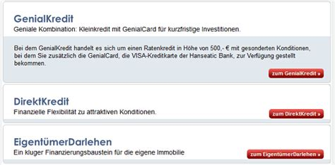 hanseatic bank blz genialcard hanseatic bank erfahrungen bin 228 re optionen