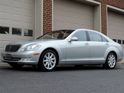 mercedes for sale nj 2007 mercedes s class s 550 stock 133674 for sale