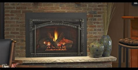 Heat N Glo Fireplace Accessories by Heat Glo Escape I35 Firebrick Insert Traditional