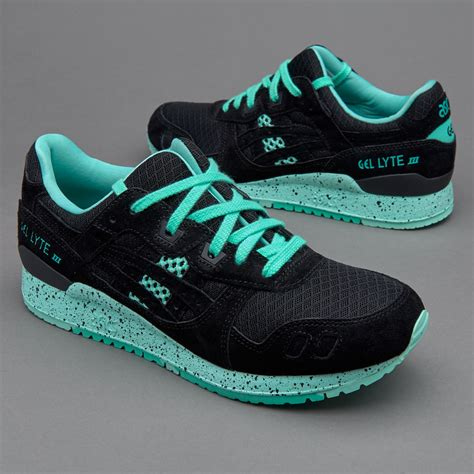 Sepatu Asic sepatu sneakers asics tiger gel lyte iii bright black
