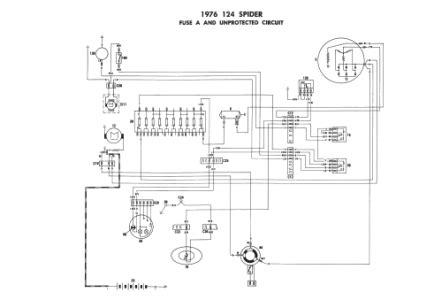 1979 fiat spider ignition wiring diagrams wiring diagram and fuse box diagram 1979 fiat spider ignition wiring diagrams fuse box and wiring diagram