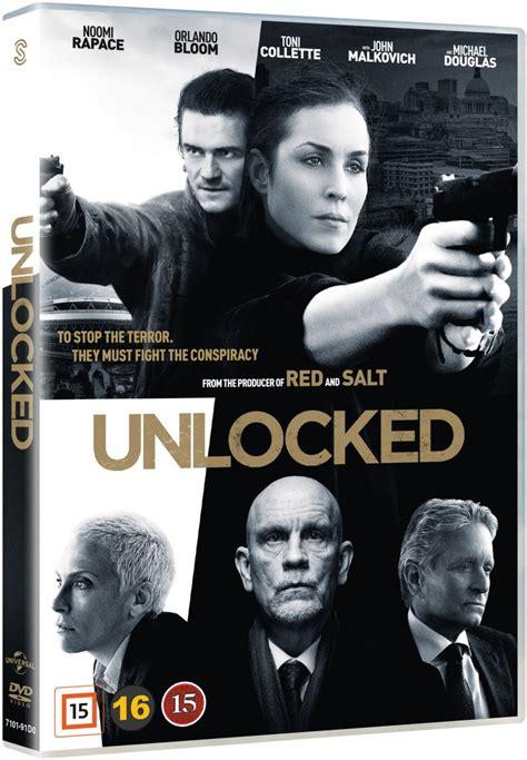 Unlocked 2017 Film Unlocked 2017 Dvd Film K 248 B Billigt Her