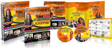 Makeover Your Life In 30 Days Home Study Coaching System