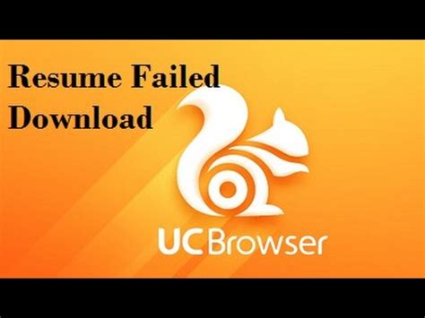 How To Resume Failed On Android