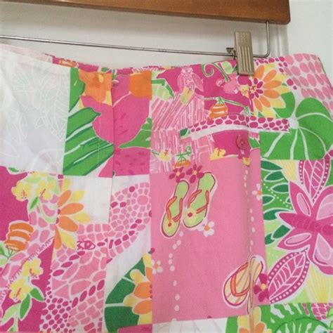 Lilly Pulitzer Patchwork - 59 lilly pulitzer dresses skirts lilly pulitzer