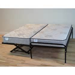 Popup Bed by Pop Up Twin Trundle Bed Viewing Gallery