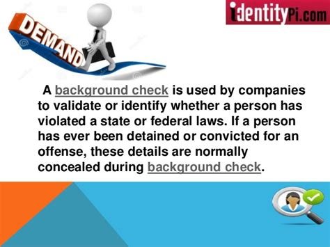 Ccw Background Check How To Demand For A Background Check